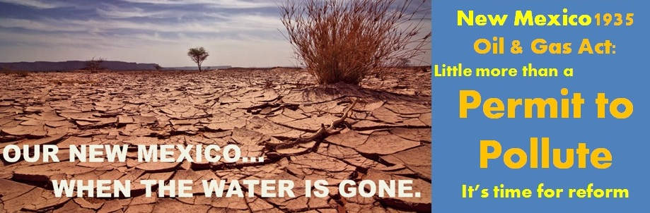 Protect New Mexico's Water